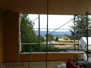 Unsere Aussicht vom Wohnzimmer aus ;-)